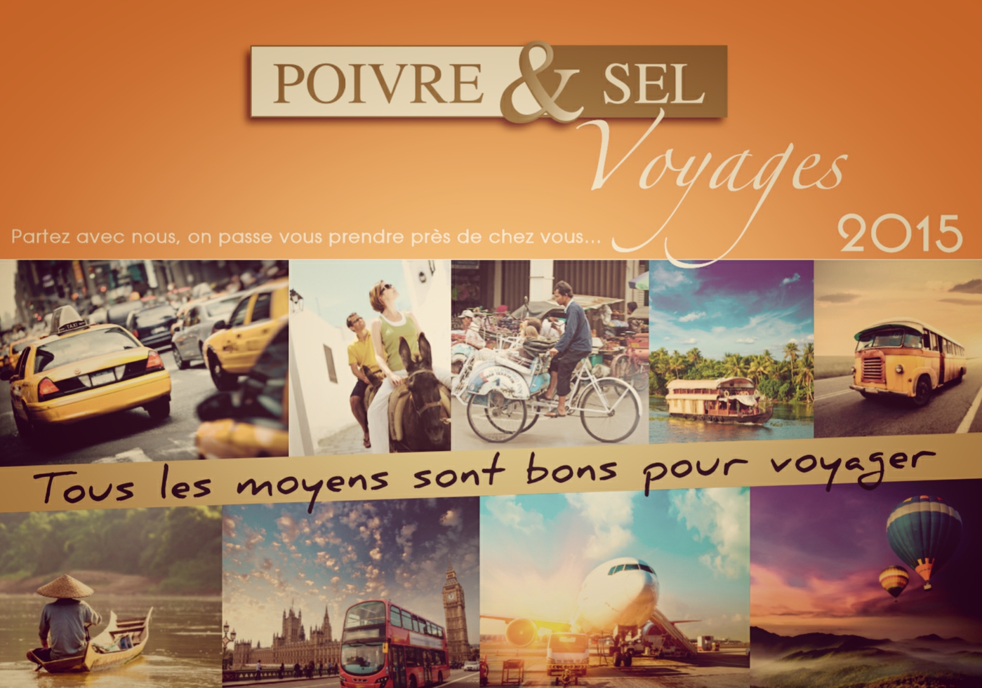Poivre & Sel Voyages