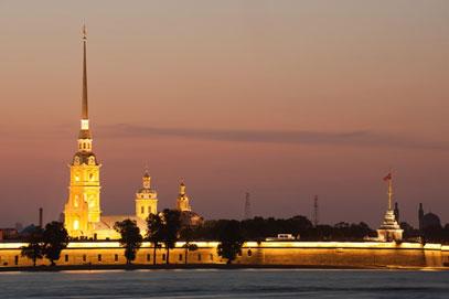 Tour de ville de la capitale de Pierre le Grand